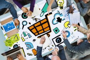 Over ons Full Service online marketing bureau