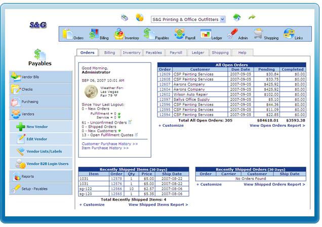 boekhoudprogramma