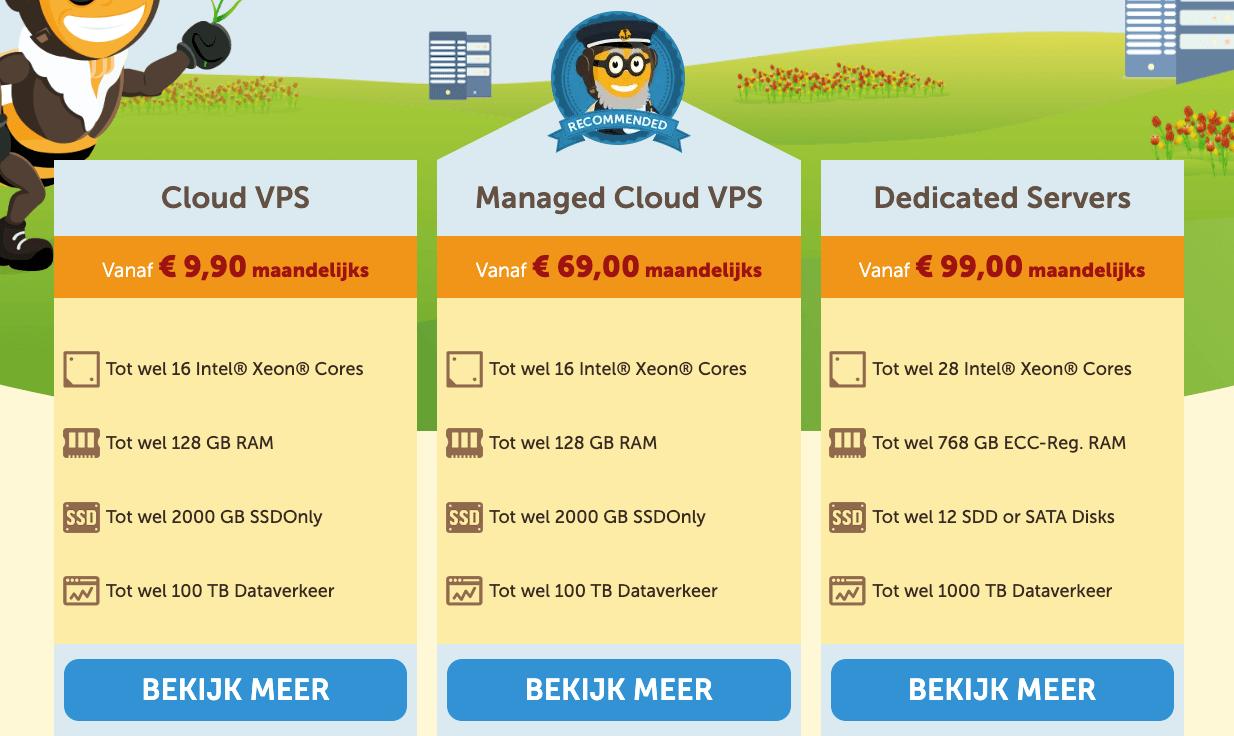 Verdiep je in de verschillende soorten en maten hosting